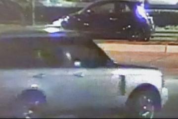 Suspected car break-in thief