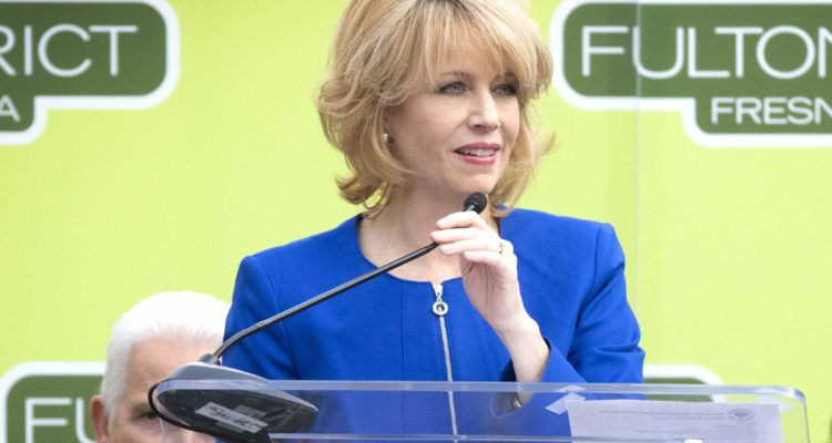 Photo of former Fresno Mayor Ashley Swearengin