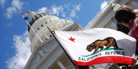 Republicans are pushing to recall California Sen. Josh Allen for his backing of the gas tax hike.