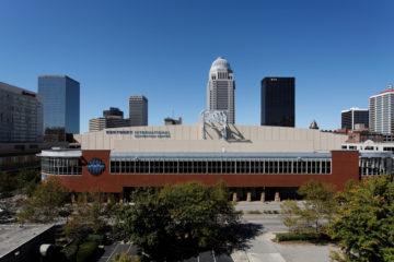 Kentucky International Convention Center in Louisville.
