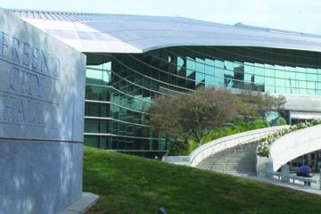 Fresno City Hall Exterior