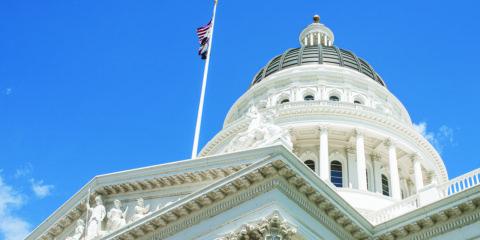 State Capitol Building Sacramento