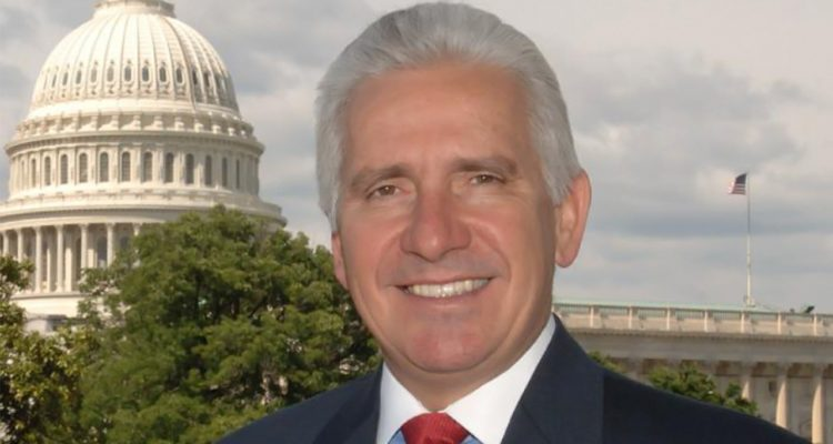 Composite photo of Rep. Jim Costa and the Capitol