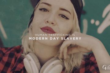 Human Trafficking Title Image