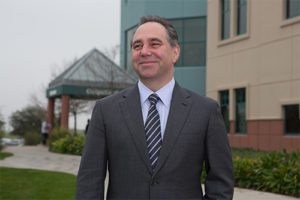 Portrait of Todd Suntrapak, president/CEO, Valley Children's Healthcare