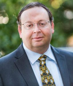 Portrait of GV Wire's David Taub