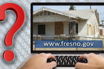 Fresno Housing Website Comp