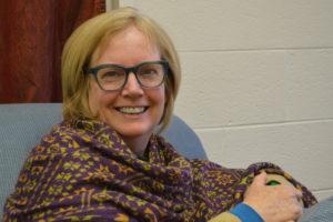 Portrait of Penn State professor Lorraine Dowler