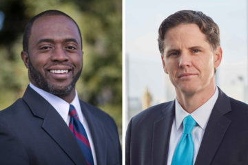 Tony Thurmond/Marshall Tuck