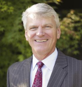 Clovis Mayor Bob Whalen