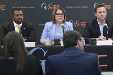 Fresno City Council District 7 candidates at GV Wire forum