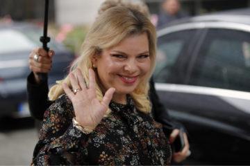 Photo of Sara Netanyahu, wife of the Israeli prime minister