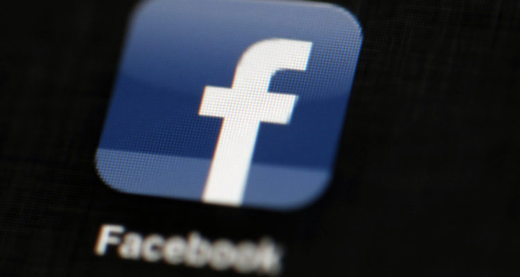 Photo of the Facebook icon