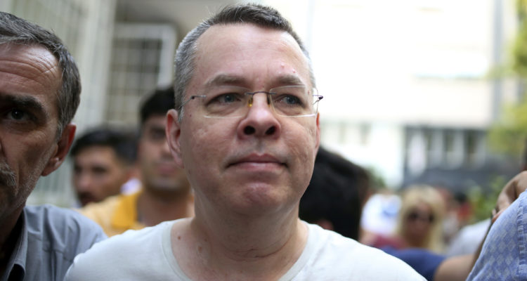 Photo of Pastor Andrew Craig Brunson