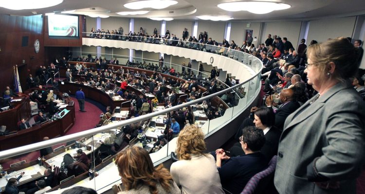 Photo of Nevada State Assembly