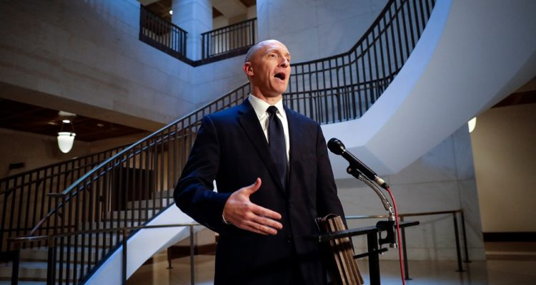 Photo of Carter Page