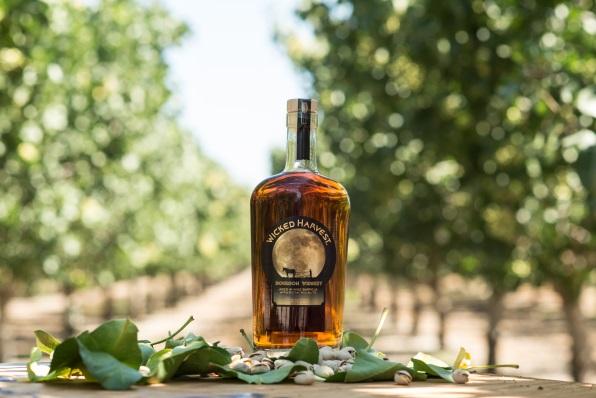 Photo of pistachio bourbon