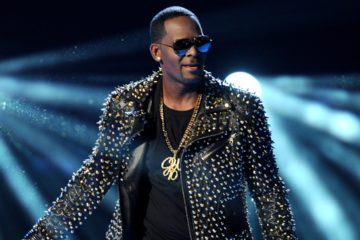 Photo of R. Kelly