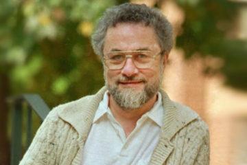 Photo of Adrian Cronauer in 1987