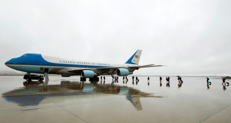 Photo of Air Force One