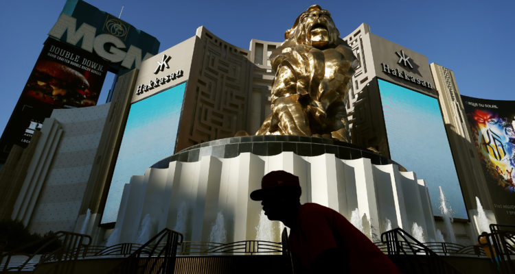 Photo of the MGM Grand
