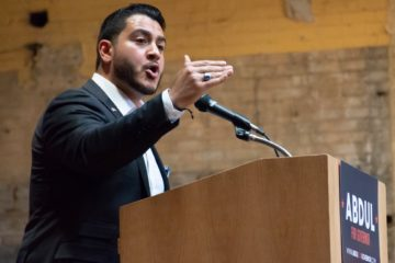 Photo of Democrat candidate for Michigan governor Abdul El-Sayed