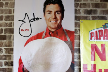 Photo of Papa John's founder John Schnatter