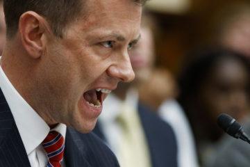 Photo of FBI's Peter Strzok