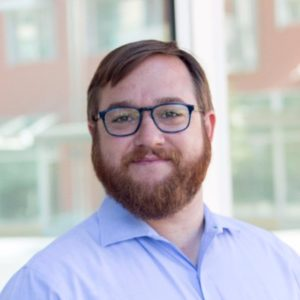 Portrait photo of Austin Brown