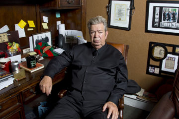"History Channel Photo of Richard Harrison, the ""Old Man"" on ""Pawn Stars."""