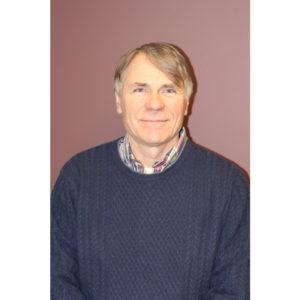 Portrait of Paul Toro, a Wayne State University professor
