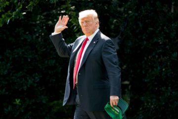 Photo od President Donald Trump