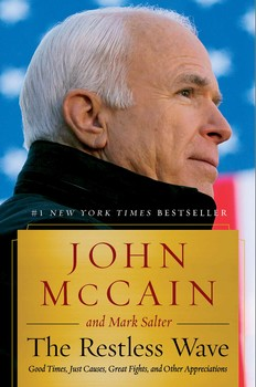 Picture of John McCain book cover