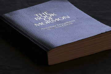 Picture of the Book of Mormon
