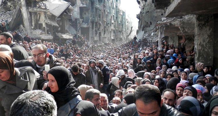 Photo of Palestine Refugees