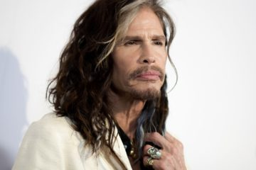 Photo of Steven Tyler in May 2016