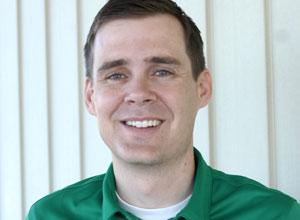 Portrait of Fresno County Farm Bureau CEO Ryan Jacobsen