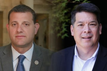 Photo of David Valadao and TJ Cox