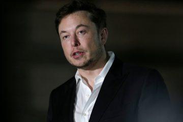 Photo of Elon Musk, Tesla CEO