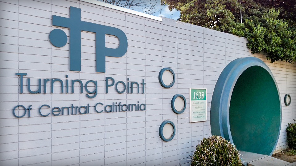 Photo of entrance to Turning Point
