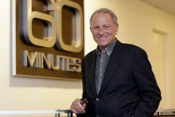Photo of 60 Minutes' Executive Producer, Jeff Fager
