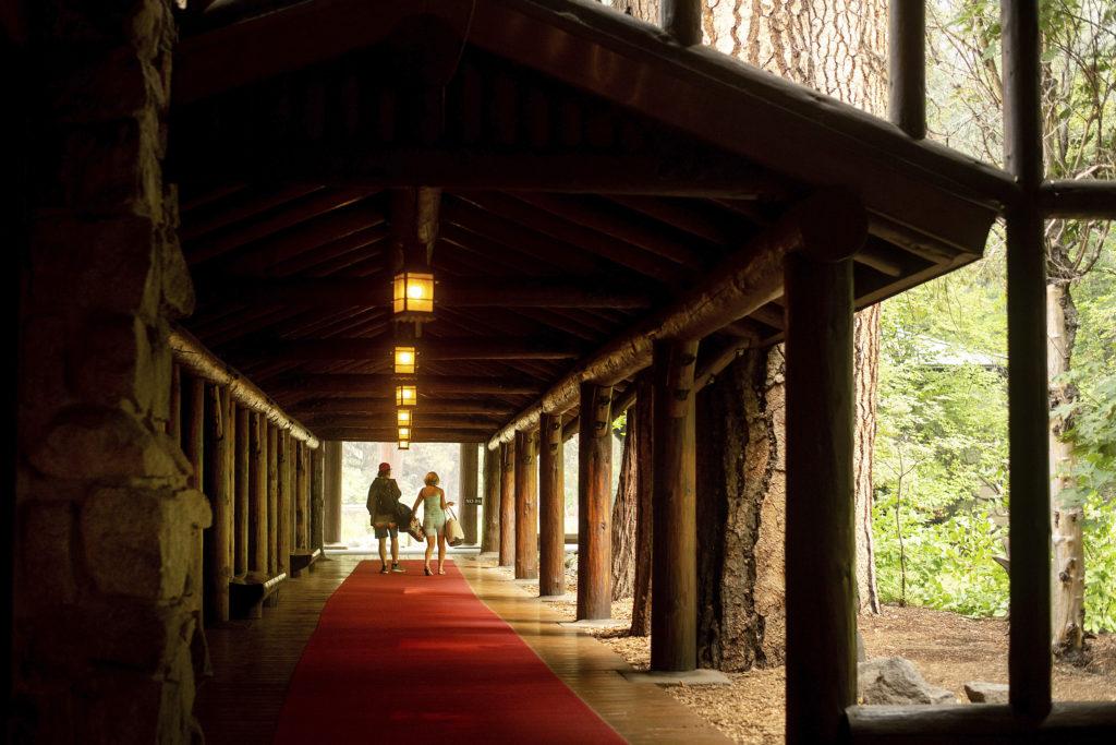 Photo of the Majestic Yosemite Hotel