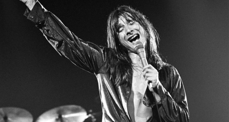 Photo of Journey's Steve Perry