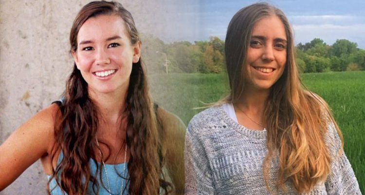 Photo of Celia Barquin Arozamena and Mollie Tibbetts