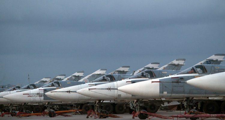 Photo of Russian warplanes