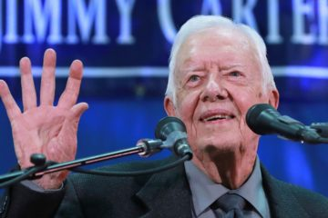 Photo of Former President Jimmy Carter