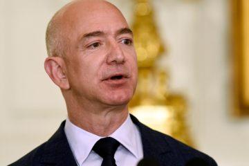 Photo of Amazon CEO Jeff Bezos