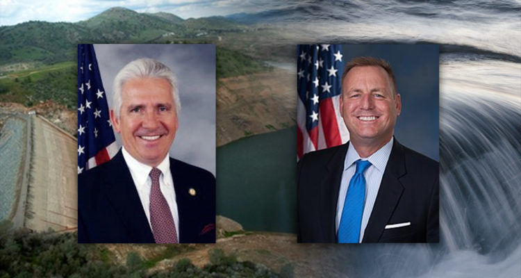 Photos of Jim Costa and Jeff Denham