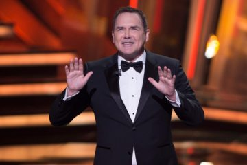 Photo of Norm Macdonald in 2016