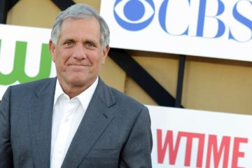 Photo of Les Moonves in 2013